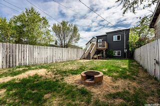 Photo 28: 707 L Avenue South in Saskatoon: King George Residential for sale : MLS®# SK859301