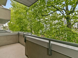 """Photo 27: 202 825 W 15TH Avenue in Vancouver: Fairview VW Condo for sale in """"The Harrod"""" (Vancouver West)  : MLS®# R2614837"""