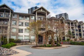 """Photo 1: 411 9233 GOVERNMENT Street in Burnaby: Government Road Condo for sale in """"Sandlewood By Polygon"""" (Burnaby North)  : MLS®# R2593330"""