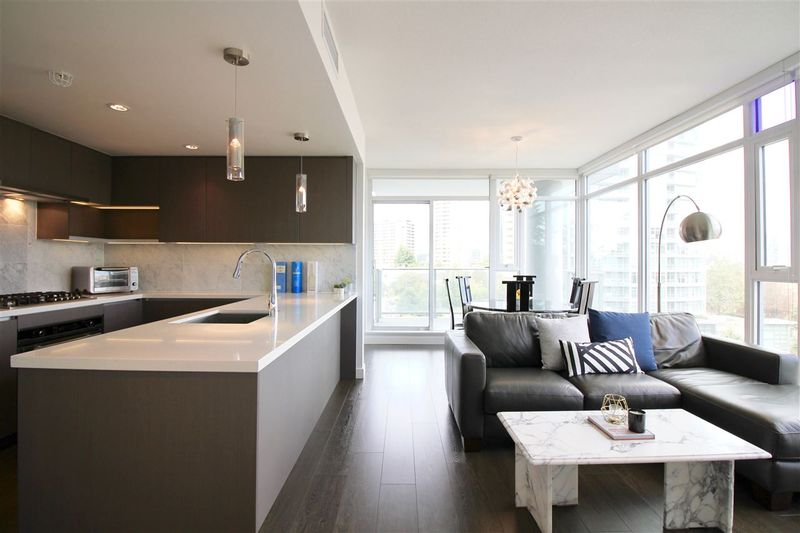 FEATURED LISTING: 707 - 6538 NELSON Avenue Burnaby