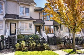 """Photo 1: 7480 Hawthorne Terrace in Burnaby: Highgate Townhouse for sale in """"Rockhill Village"""" (Burnaby South)  : MLS®# V795963"""