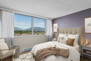 "Photo 5: 1104 3920 HASTINGS Street in Burnaby: Vancouver Heights Condo for sale in ""Ingleton Place"" (Burnaby North)  : MLS®# R2480772"