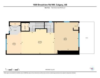 Photo 31: 1609 Broadview Road NW in Calgary: Hillhurst Semi Detached for sale : MLS®# A1136229