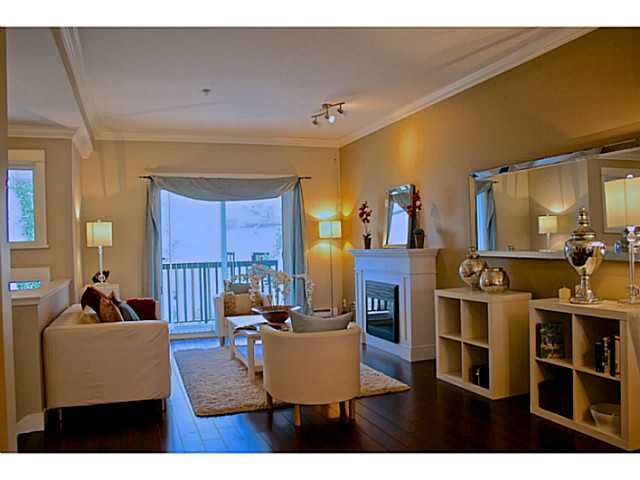"""Main Photo: 15 1130 EWEN Avenue in New Westminster: Queensborough Townhouse for sale in """"GLADSTONE PARK"""" : MLS®# V995273"""