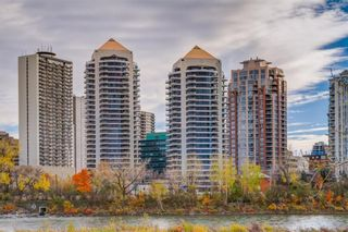 Photo 1: 101 1088 6 Avenue SW in Calgary: Downtown West End Apartment for sale : MLS®# A1031255
