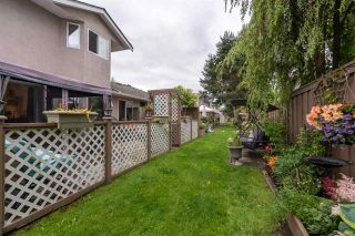 "Photo 37: 166 15501 89A Avenue in Surrey: Fleetwood Tynehead Townhouse for sale in ""Avondale"" : MLS®# R2469254"
