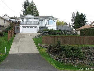 Photo 1: 2446 Mountain Heights Dr in SOOKE: Sk Broomhill House for sale (Sooke)  : MLS®# 723974