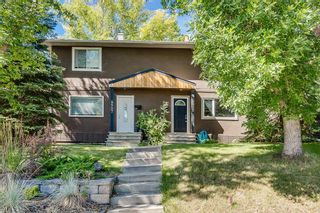 Main Photo: 4505 Stanley Road SW in Calgary: Parkhill Semi Detached for sale : MLS®# A1116684