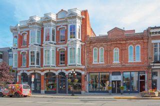 Photo 1: 215 562 Yates St in Victoria: Vi Downtown Condo for sale : MLS®# 845208