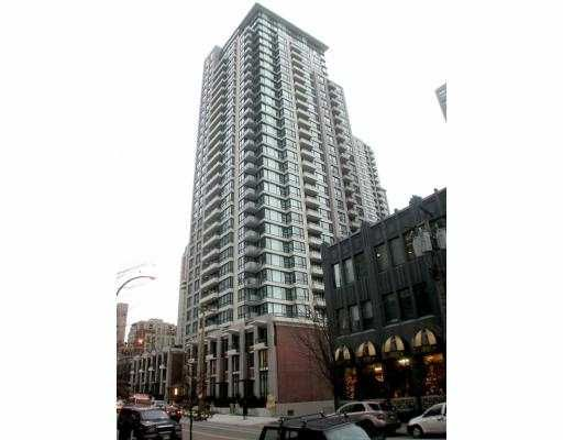"Main Photo: 928 HOMER Street in Vancouver: Downtown VW Condo for sale in ""YALE TOWN PARK"" (Vancouver West)  : MLS®# V623777"