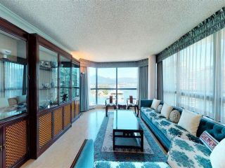 """Photo 1: 1903 1415 W GEORGIA Street in Vancouver: Coal Harbour Condo for sale in """"PALAIS GEORGIA"""" (Vancouver West)  : MLS®# R2589840"""