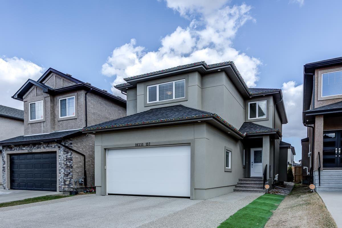 Main Photo: 16251 137 Street in Edmonton: Zone 27 House for sale : MLS®# E4242373