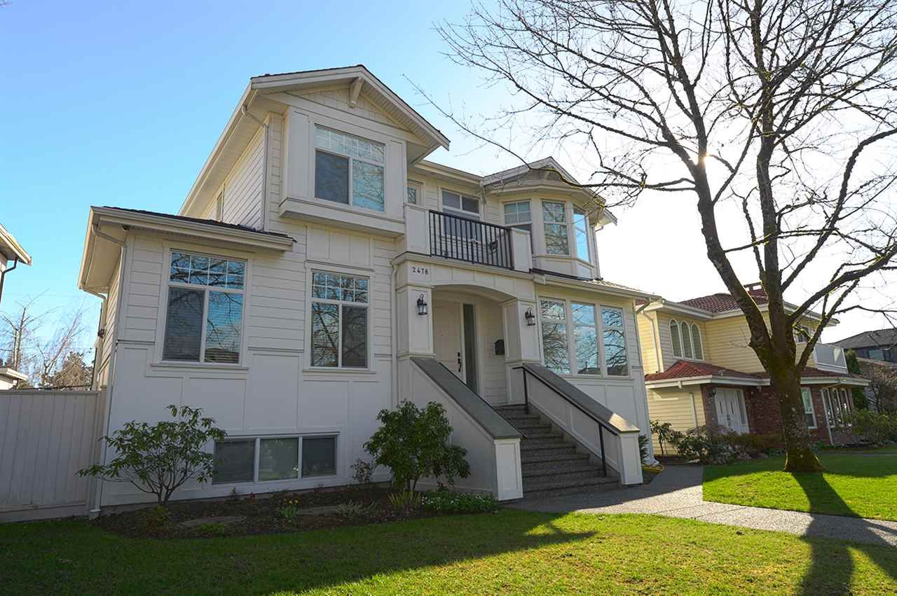 Main Photo: 2478 UPLAND Drive in Vancouver: Fraserview VE House for sale (Vancouver East)  : MLS®# R2560967