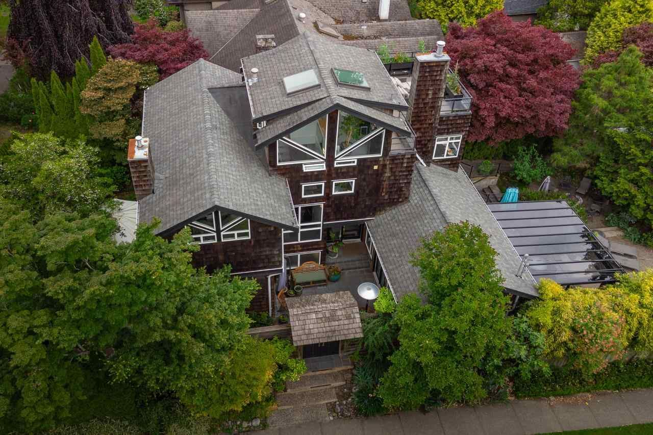 """Main Photo: 5150 CAMOSUN Street in Vancouver: Dunbar House for sale in """"THE AERIE"""" (Vancouver West)  : MLS®# R2591273"""