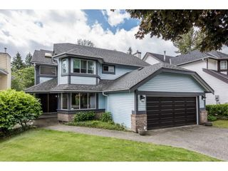 """Photo 1: 2928 VALLEYVISTA Drive in Coquitlam: Westwood Plateau House for sale in """"The Vista's at Canyon Ridge!"""" : MLS®# R2180853"""