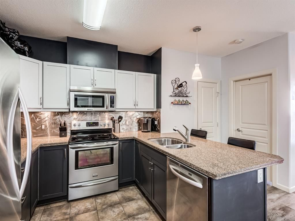 Main Photo: 119 52 CRANFIELD Link SE in Calgary: Cranston Apartment for sale : MLS®# A1117895