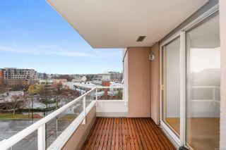 Photo 8: 703 930 Yates St in : Vi Downtown Condo for sale (Victoria)  : MLS®# 861841