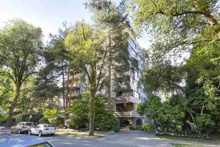"""Photo 1: 800 1685 W 14TH Avenue in Vancouver: Fairview VW Condo for sale in """"TOWN VILLA"""" (Vancouver West)  : MLS®# R2488518"""