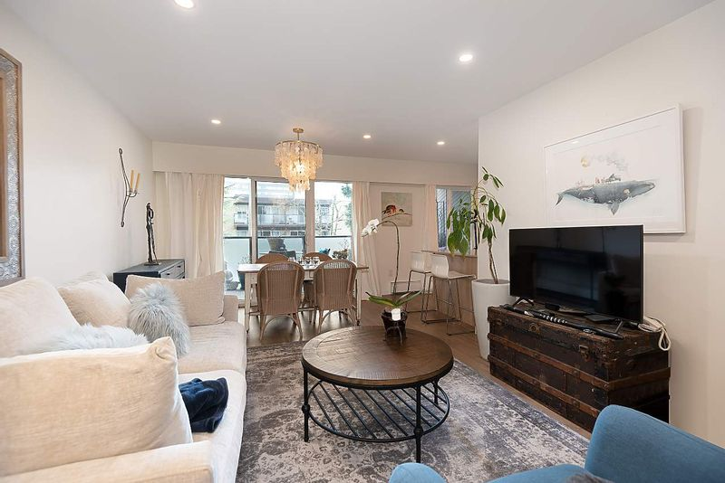 FEATURED LISTING: 207 - 1425 CYPRESS Street Vancouver