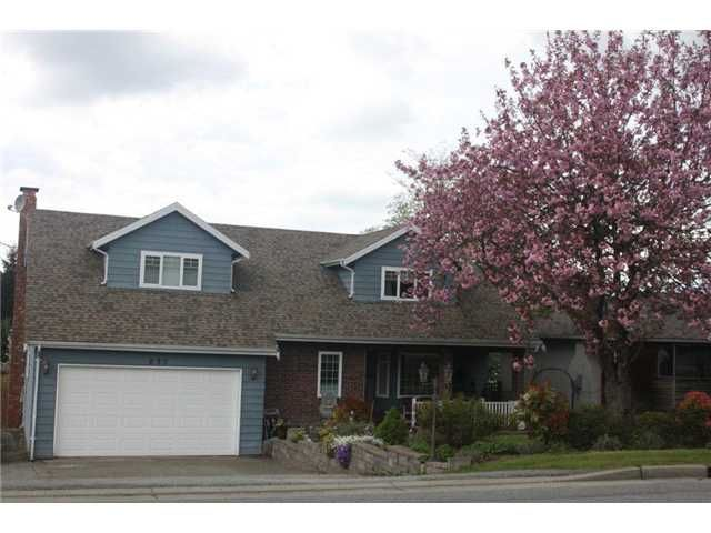 Main Photo: 830 BLUE MOUNTAIN Street in Coquitlam: Coquitlam West House for sale : MLS®# V974463