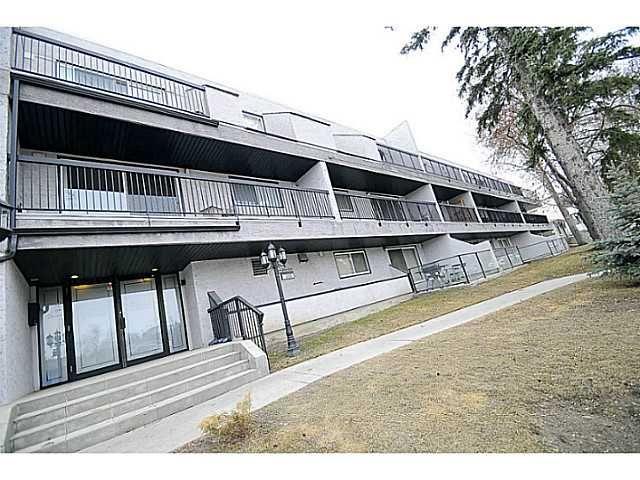 Main Photo: 206 355 5 Avenue NE in CALGARY: Crescent Heights Condo for sale (Calgary)  : MLS®# C3560016