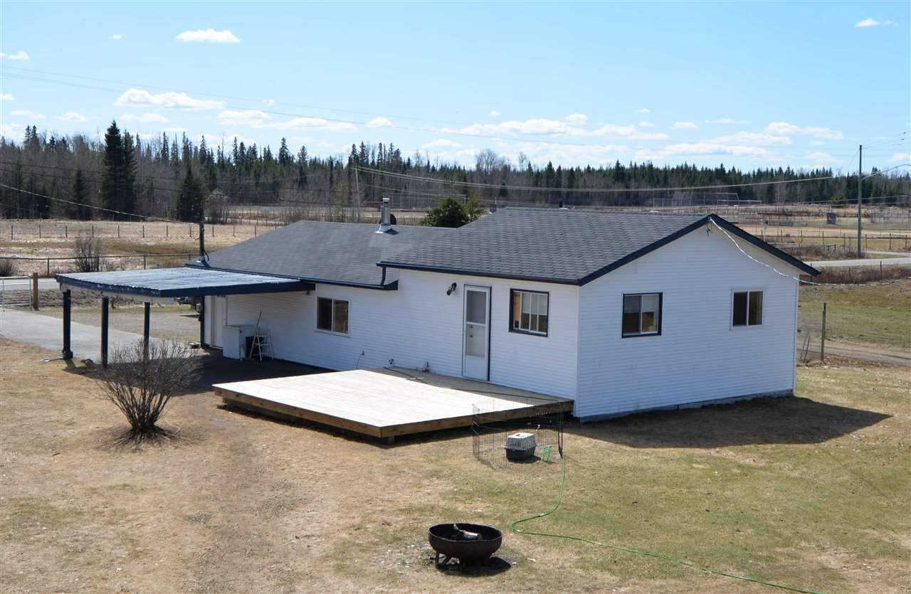 """Main Photo: 6590 BENDIXON Road in Prince George: Pineview House for sale in """"Pineview"""" (PG Rural South (Zone 78))  : MLS®# R2570203"""