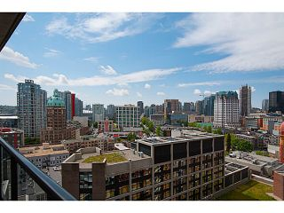 """Photo 6: 1906 108 W CORDOVA Street in Vancouver: Downtown VW Condo for sale in """"Woodwards W32"""" (Vancouver West)  : MLS®# V1121064"""