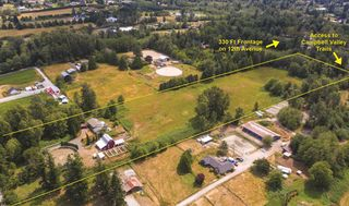 """Main Photo: 21068 16 Avenue in Langley: Campbell Valley House for sale in """"Campbell Valley Park South Langley"""" : MLS®# R2600342"""