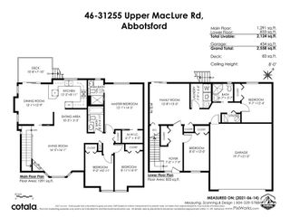 Photo 40: 46 31255 UPPER MACLURE Road in Abbotsford: Abbotsford West Townhouse for sale : MLS®# R2594607