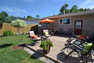 Photo 18: 11 Twain Drive in Winnipeg: Westwood Residential for sale (5G)  : MLS®# 1820610