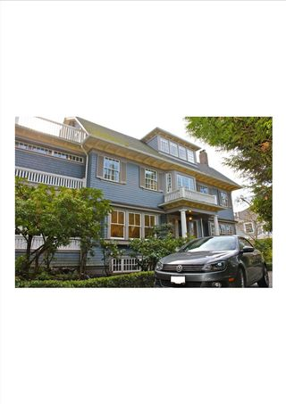 Photo 2: 1626 LAURIER Avenue in Vancouver: Shaughnessy House for sale (Vancouver West)  : MLS®# V995020
