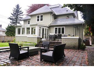 Photo 13: 5678 CYPRESS ST in Vancouver: Shaughnessy House for sale (Vancouver West)  : MLS®# V1127217