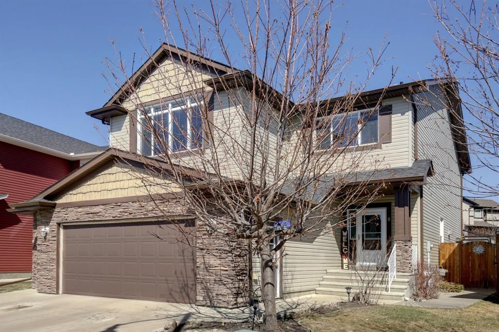 Main Photo: 8 Drake Landing Ridge: Okotoks Detached for sale : MLS®# A1091087
