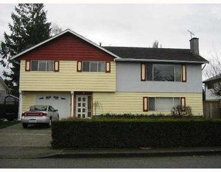 Photo 1: 8440 ROSEHILL Drive in Richmond: South Arm House for sale : MLS®# V635468