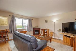 """Photo 1: 37 7455 HURON Street in Chilliwack: Sardis West Vedder Rd Condo for sale in """"Ascott Estates"""" (Sardis)  : MLS®# R2576070"""