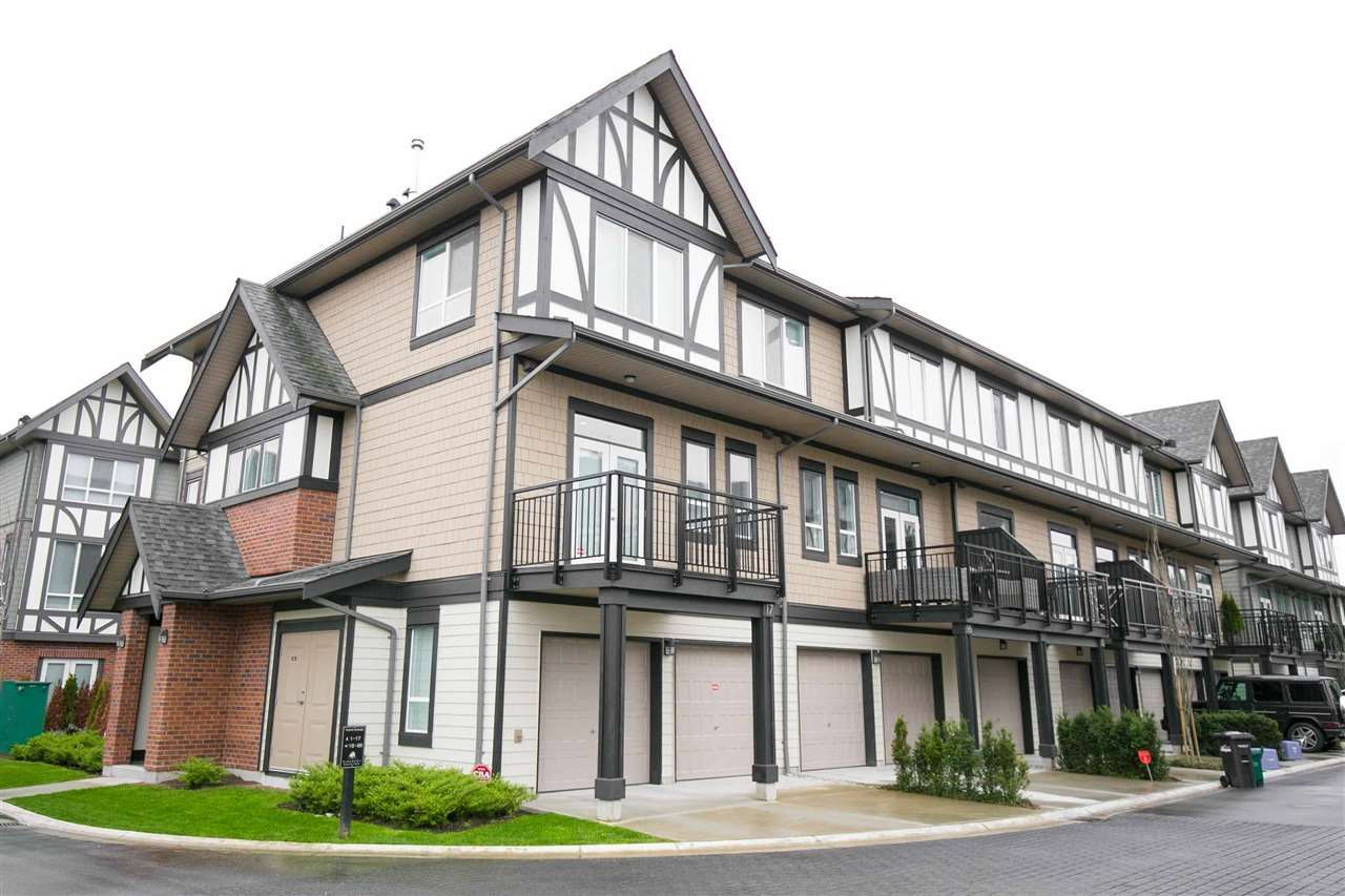 """Photo 1: Photos: 17 10388 NO. 2 Road in Richmond: Woodwards Townhouse for sale in """"KINGSLEY ESTATE"""" : MLS®# R2529818"""