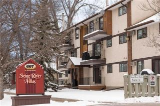 Photo 1: 8 667 St Anne's Road in Winnipeg: Condominium for sale (2E)  : MLS®# 1831078