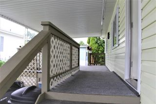 """Photo 4: 161 145 KING EDWARD Street in Coquitlam: Maillardville Manufactured Home for sale in """"MILL CREEK VILLAGE"""" : MLS®# R2584306"""