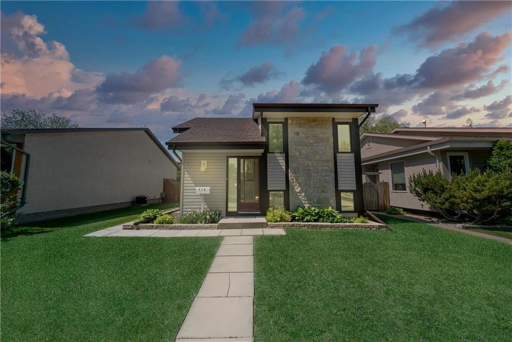 Main Photo: 579 Paddington Road in Winnipeg: River Park South Residential for sale (2F)  : MLS®# 202009510