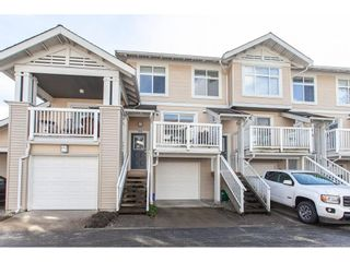 "Photo 1: 204 20033 70 Avenue in Langley: Willoughby Heights Townhouse for sale in ""Denim"" : MLS®# R2346455"