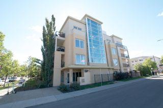 Photo 1: 408 11203 103A Avenue in Edmonton: Zone 12 Condo for sale : MLS®# E4261673