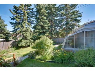 Photo 35: 6444 LAURENTIAN Way SW in Calgary: North Glenmore Park House for sale : MLS®# C4047532
