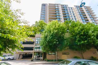 """Photo 2: 703 7831 WESTMINSTER Highway in Richmond: Brighouse Condo for sale in """"Capri"""" : MLS®# R2593250"""