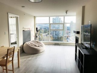"""Photo 4: 2605 2289 YUKON Crescent in Burnaby: Brentwood Park Condo for sale in """"Water colour"""" (Burnaby North)  : MLS®# R2511997"""