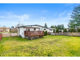 Photo 38: 32836 GATEFIELD Avenue in Abbotsford: Central Abbotsford House for sale : MLS®# R2547148
