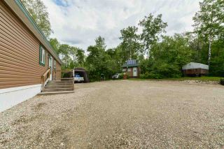 Photo 9: 4428 LAKESHORE Road: Rural Parkland County Manufactured Home for sale : MLS®# E4184645