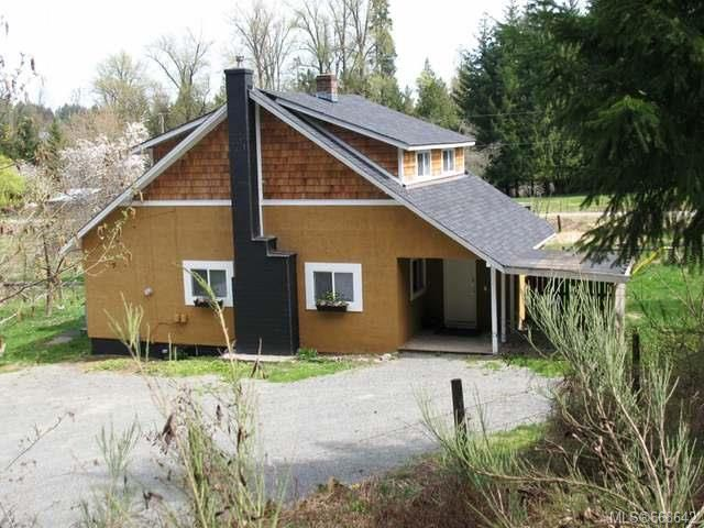 Main Photo: 4340 Currie Rd in DUNCAN: Du West Duncan House for sale (Duncan)  : MLS®# 668642