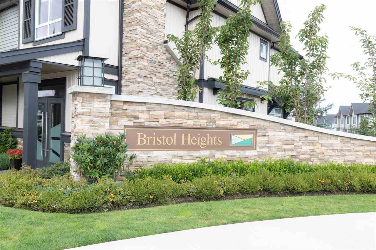 "Main Photo: 52 30930 WESTRIDGE Place in Abbotsford: Abbotsford West Townhouse for sale in ""Bristol Heights"" : MLS®# R2404942"