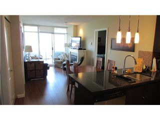 """Photo 7: 1205 888 CARNARVON Street in New Westminster: Downtown NW Condo for sale in """"MARINA AT PLAZA 88"""" : MLS®# V1064636"""