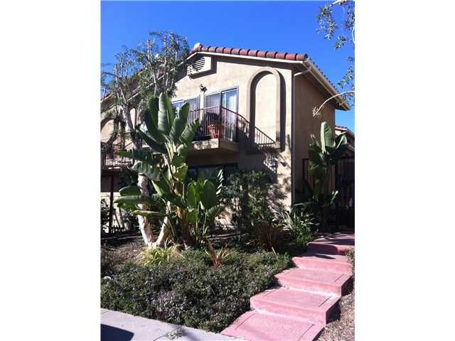 Main Photo: SAN DIEGO Condo for sale : 2 bedrooms : 4504 60th Street #2